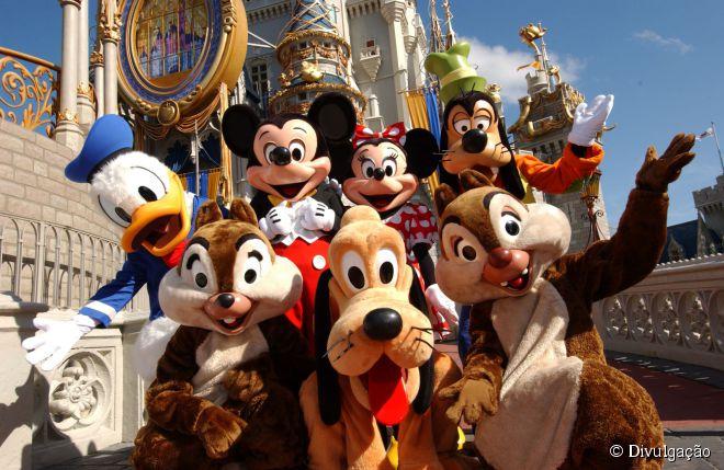 c363b4a72d5d5 Os bastidores do complexo Walt Disney World tem muitos segredos guardados  do público