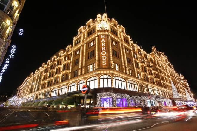 a128d5eec A Harrods é a loja mais luxuosa e exclusiva de departamento do mundo