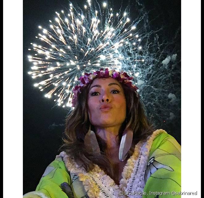 de55487ff7b9a Sabrina Sato passa o Ano Novo na Tailândia