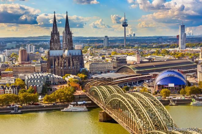 Alemanha é um dos países mais belos e ricos do mundo