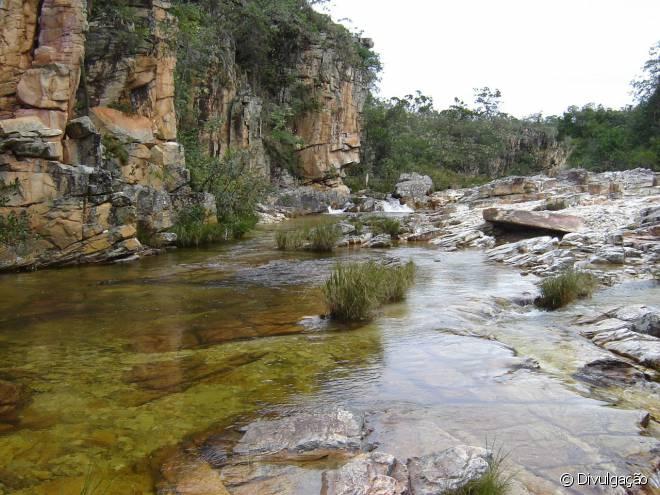 Paraíso Perdido fica na região da Serra da Canastra, a mais de 300 quilôemtros de Belo Horizonte