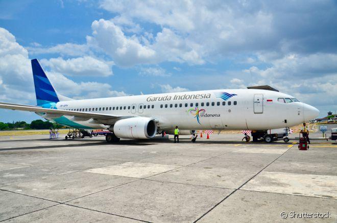 Garuda Indonesia - A maior companha aérea da Indonésia recebeu o reconhecimento cinco estrelas no final de 2014. A Garuda opera em mais de 100 destinos ao redor do mundo, e é reconhecida por oferecer um serviço de bordo inspirado na cultura do país de origem