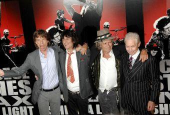 Rolling Stones ganham exposição em Nova York