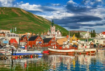 Islândia ainda vê turismo em crescimento por causa da Eurocopa
