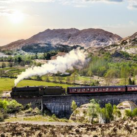 Viajar para Europa: Roteiros de trem são alternativa diferente