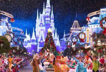 Disney: o Natal já começou nos parques do complexo!