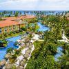 Dreams Punta Cana -  Um gigantesco resort com 620 quartos, serviços exclusivos e uma das maiores piscinas da República Dominicana. Oferece serviço de quarto 24 horas, seis restaurantes, 14 bares, cassino, festas temáticas, centro fitness, além de um incrível spa com massagens e tratamentos de beleza. Diárias a partir de US$ 376. Mais informações: www.dreamsresorts.com