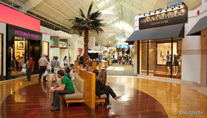 Sawgrass Mills: o maior outlet de Miami