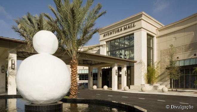O Aventura Mall é um dos cinco shoppings mais rentáveis dos Estados Unidos