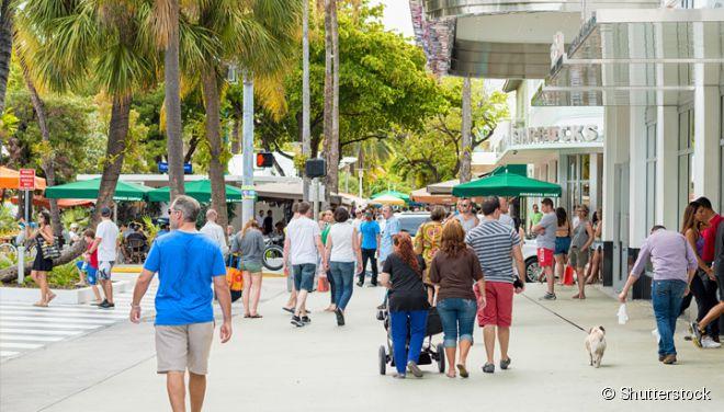 Lincoln Road: um dos endereços mais charmosos para compras em Miami