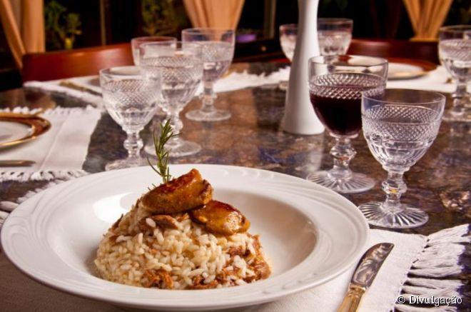 Voilá Bistrot foi considerado, pelo segundo ano consecutivo, o melhor restaurante do Brasil de acordo com os viajantes do TripAdvisor