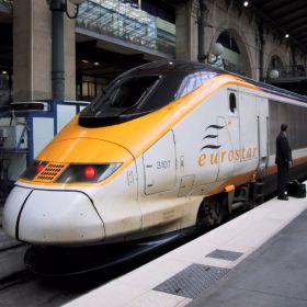 Eurostar, trem que liga Paris a Londres, completa 20 anos