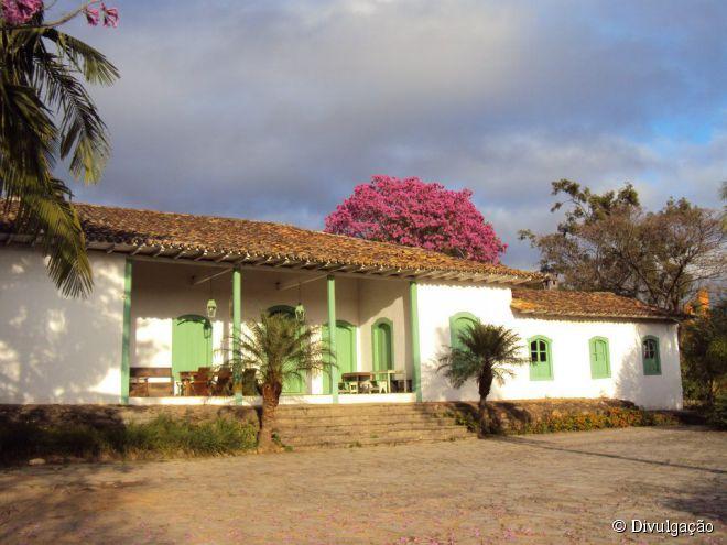 Construída em 1756, a Chácara do Rosário guarda um passado cheio de história de Itu