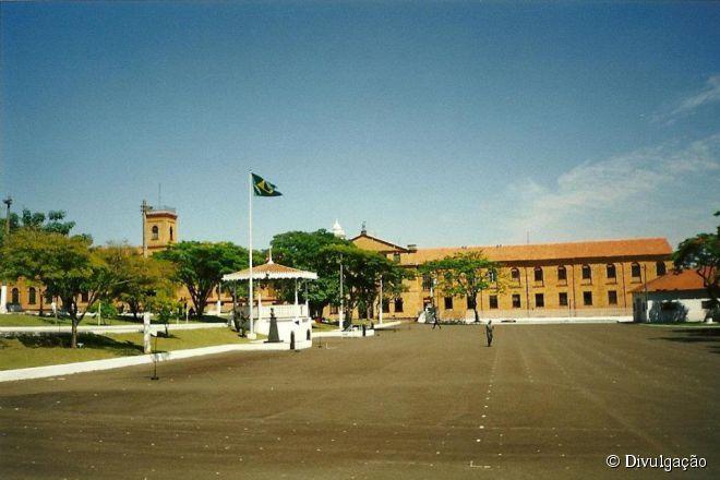 O Quartel de Itu é um dos patrimônios históricos mais bonitos da cidade
