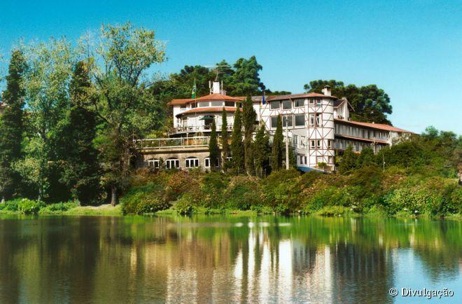 O Hotel Estalagem St. Hubertus, em Gramado (RS), ficou em primeiro lugar no ranking