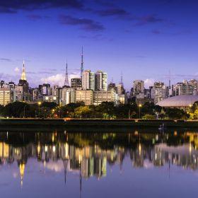 São Paulo é uma das 10 cidades com vistas mais belas do mundo