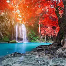 Tailândia: Conheça o incrível Erawan National Park
