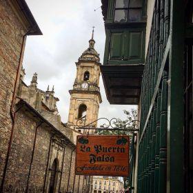 Bogotá tem restaurante histórico com 200 anos!