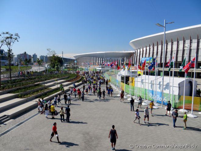 Área de convivência do Parque Olímpico vai manter a maioria das suas atrações