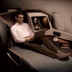 Singapure Airlines investe mais de R$ 800 milhões em aeronaves