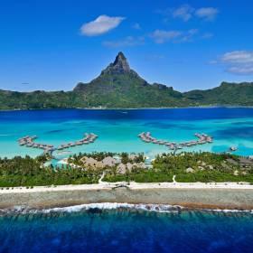 Bora Bora: hotéis para se hospedar na ilha da Polinésia Francesa