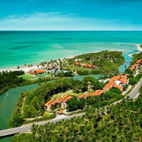 Resort All Inclusive no Nordeste está entre os melhores do mundo