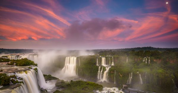 Cataratas do Iguaçu: visite o Parque Nacional do Iguaçu - Pureviagem.com.br
