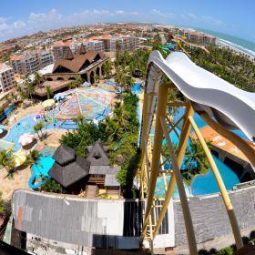 Os melhores parques aquáticos do Brasil