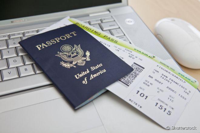 O passaporte dos EUA é um dos cinco mais poderosos do mundo