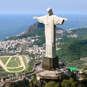 Cristo Redentor é eleito uma das melhores atrações turísticas do mundo