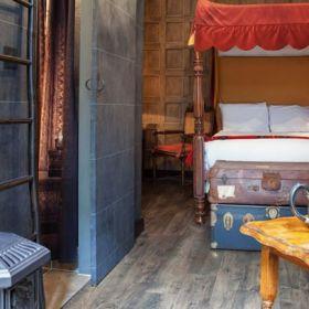 Hotel inaugura quartos inspirados nos filmes de Harry Potter