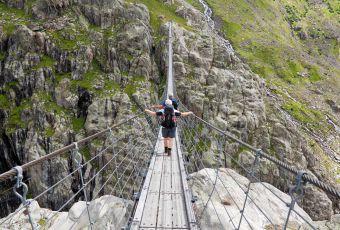 Conheça as pontes mais assustadoras do mundo