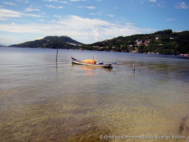 A Lagoa da Conceição é um dos principais cartões-postais da cidade