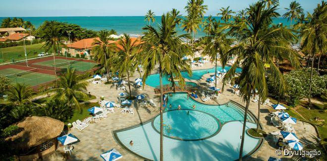 O Salinas do Maragogi All-Inclusive Resort está na lista dos melhores resorts all inclusive do mundo