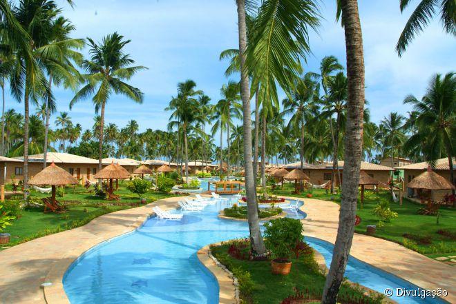 Hotéis para todos os gostos dos visitantes de Maragogi estão à disposição dos viajantes