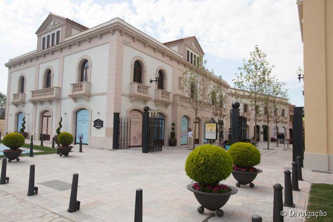 O La Roca Village fica a cerca de 30 minutos do centro de Barcelona