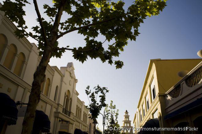 Em Madri, o Las Rozas Village combina marcas espanholas e as melhores grifes internacionais
