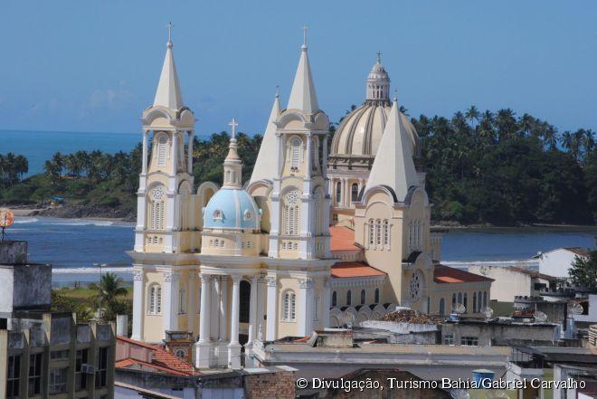 A Catedral de São Sebastião é um dos principais cartões-postais da cidade, inaugurada em 1967, depois de 30 anos de construções