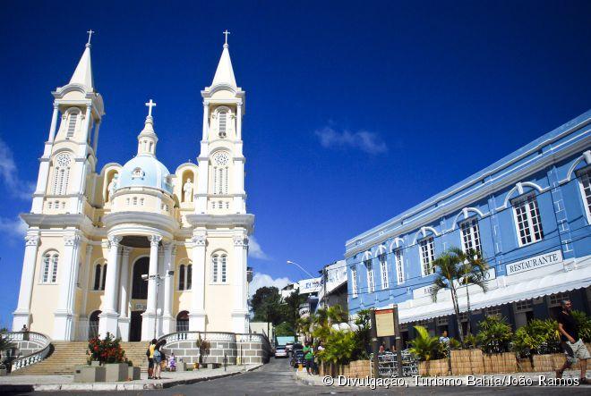 A charmosa cidade de Ilhéus, na Bahia, tem igrejas e casarões seculares, além praias paradisíacas