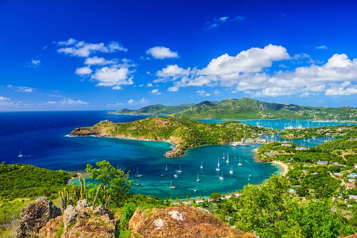 Países do Caribe: Antígua
