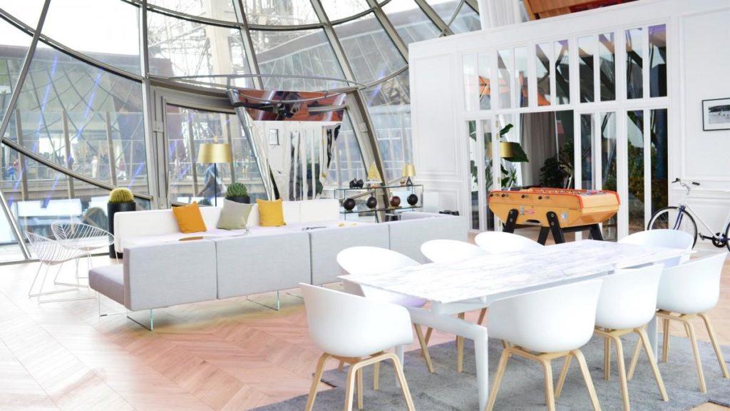 Curiosidades sobre Paris: Localizado no terceiro andar da Torre Eiffel, o apartamento de Gustave Eiffel está aberto à visitação pública