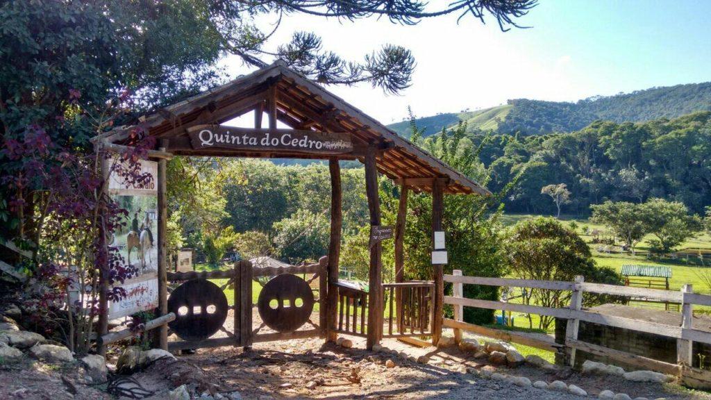 Quinta do Cedro em São Lourenço é um dos principais refúgios do município