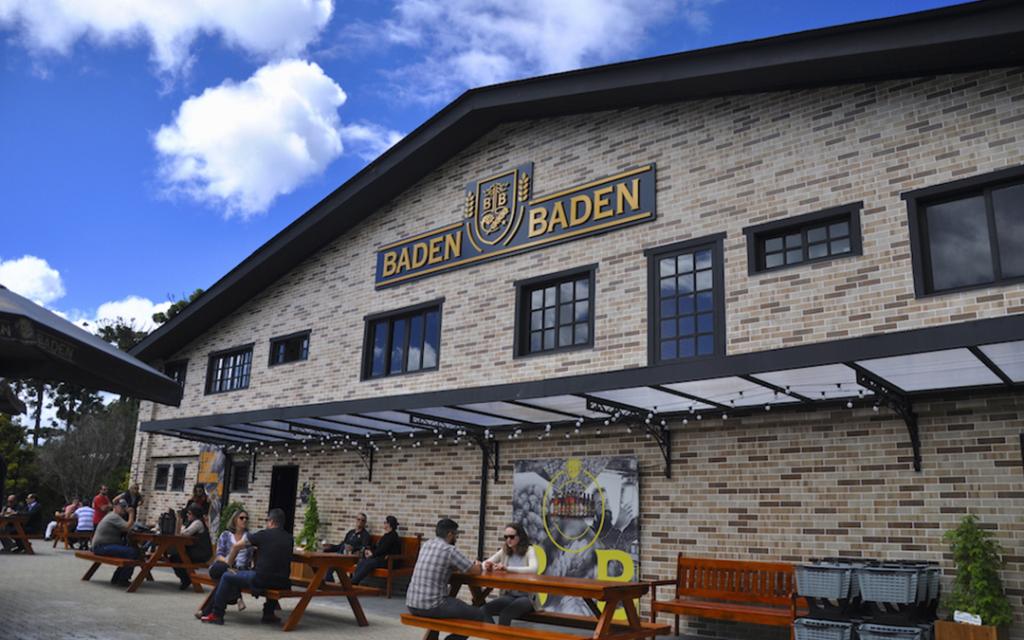 Cervejaria Baden Baden Campos do Jordão