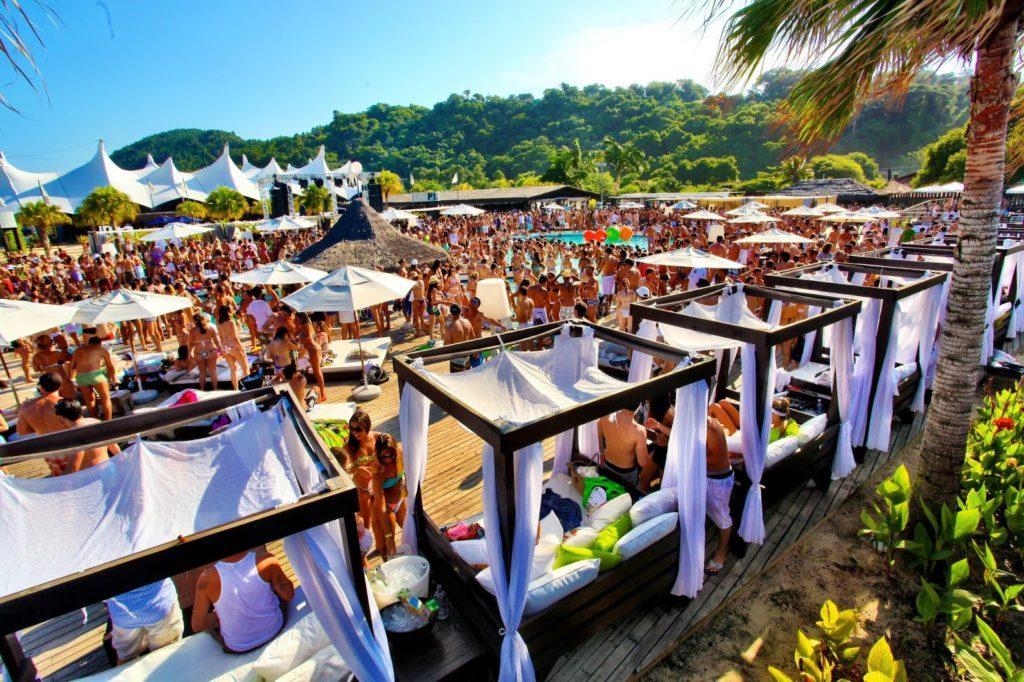 O que fazer em Florianópolis: Beach Clubs em Jurerê Internacional