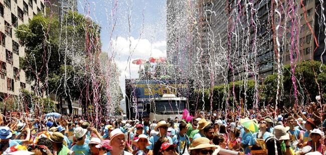 Carnaval de rua carioca