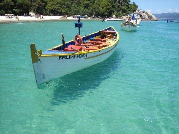 O que fazer em Florianópolis: Ilha do Campeche