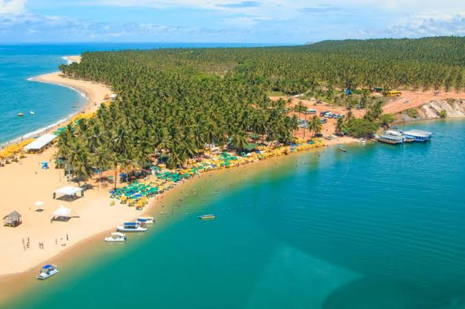 Praia do Gunda