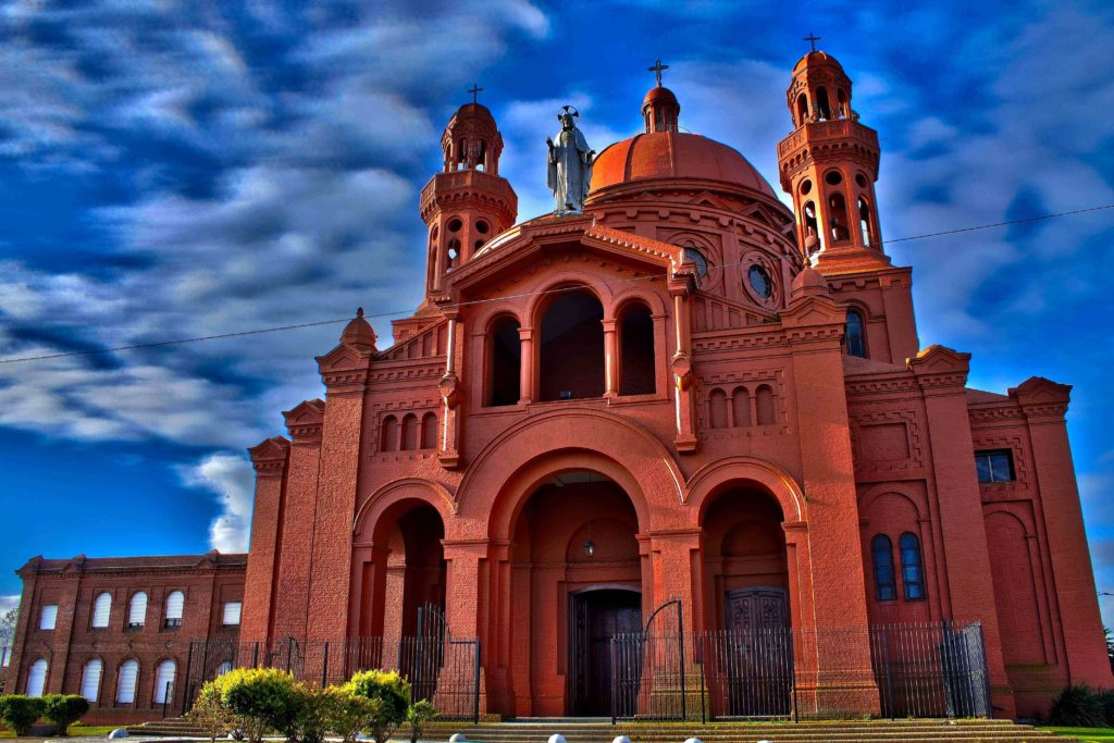 Passeio em Montevideo: Santuario Nacional del Corazón de Jesús