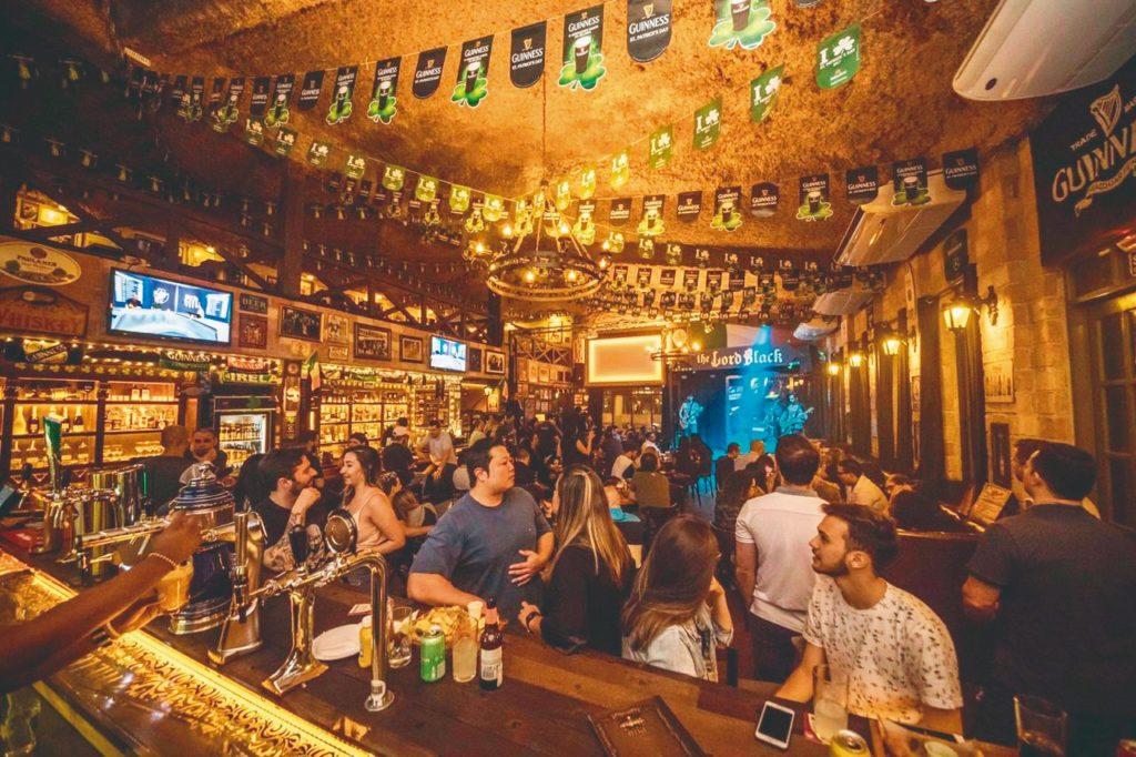 Bar na Cidade Baixa - Porto Alegre