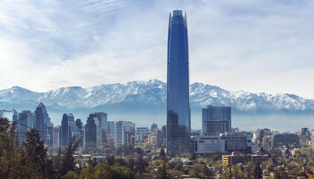 O que fazer em Santiago: Sky Costanera